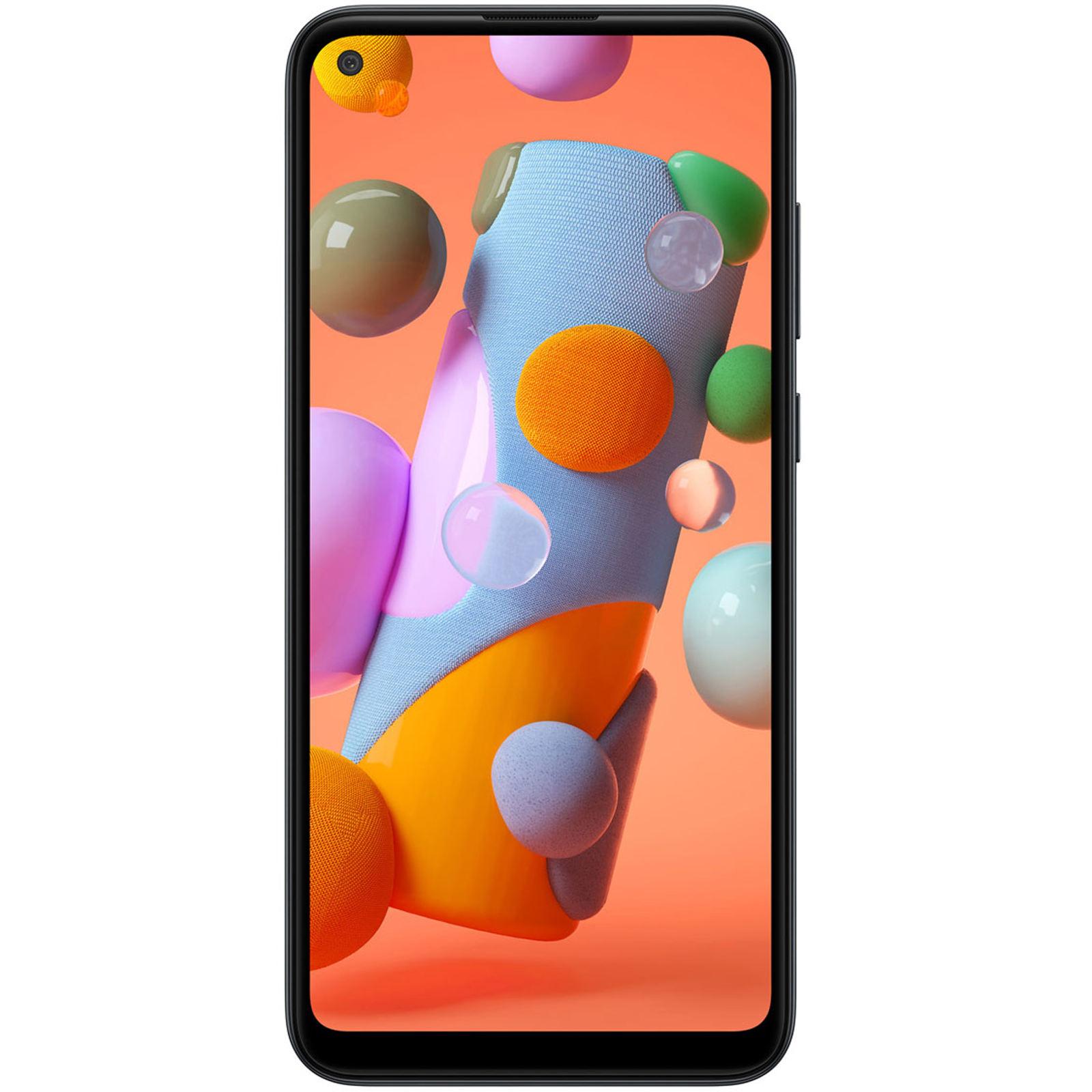 گوشی موبایل سامسونگ مدل Galaxy A11 SM-A115F/DS دو سیم کارت ظرفیت ۳۲ گیگابایت