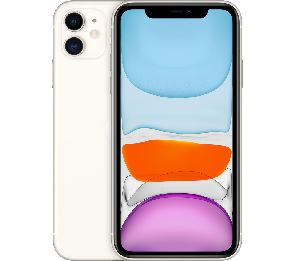 گوشی موبایل اپل مدل iPhone 11 A2223 دو سیم کارت ظرفیت ۱۲۸ گیگابایت