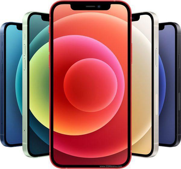 گوشی موبایل اپل مدل iPhone 12 mini A2172 دو سیم کارت ظرفیت 128 گیگابایت