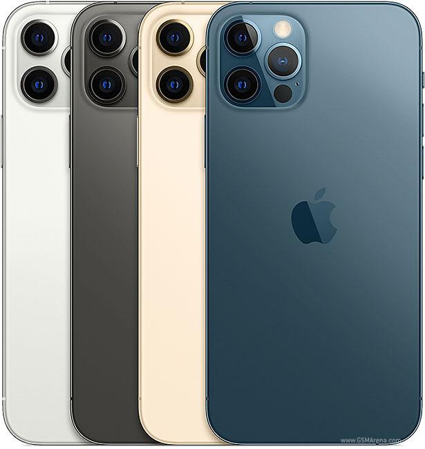 گوشی موبایل اپل مدل iPhone 12 Pro A2408 دو سیم کارت ظرفیت ۲۵۶ گیگابایت