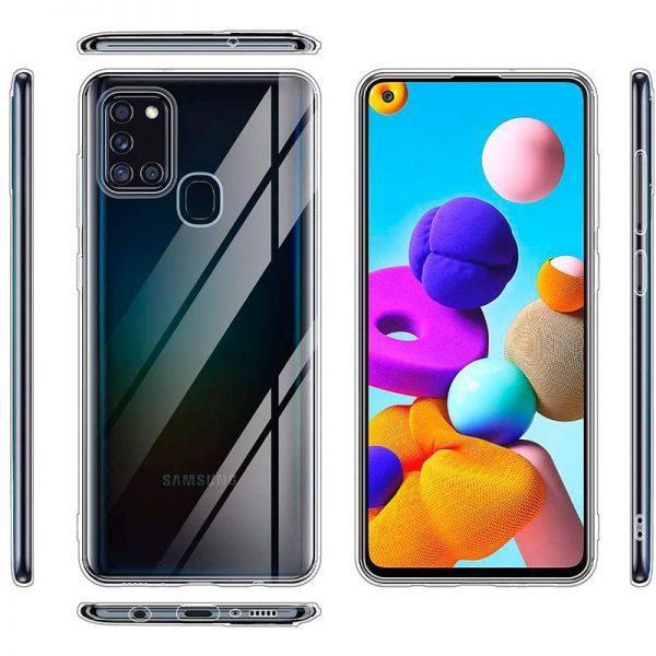 گوشی موبایل سامسونگ مدل Galaxy A21S SM-A217F/DS دو سیمکارت ظرفیت 32 گیگابایت