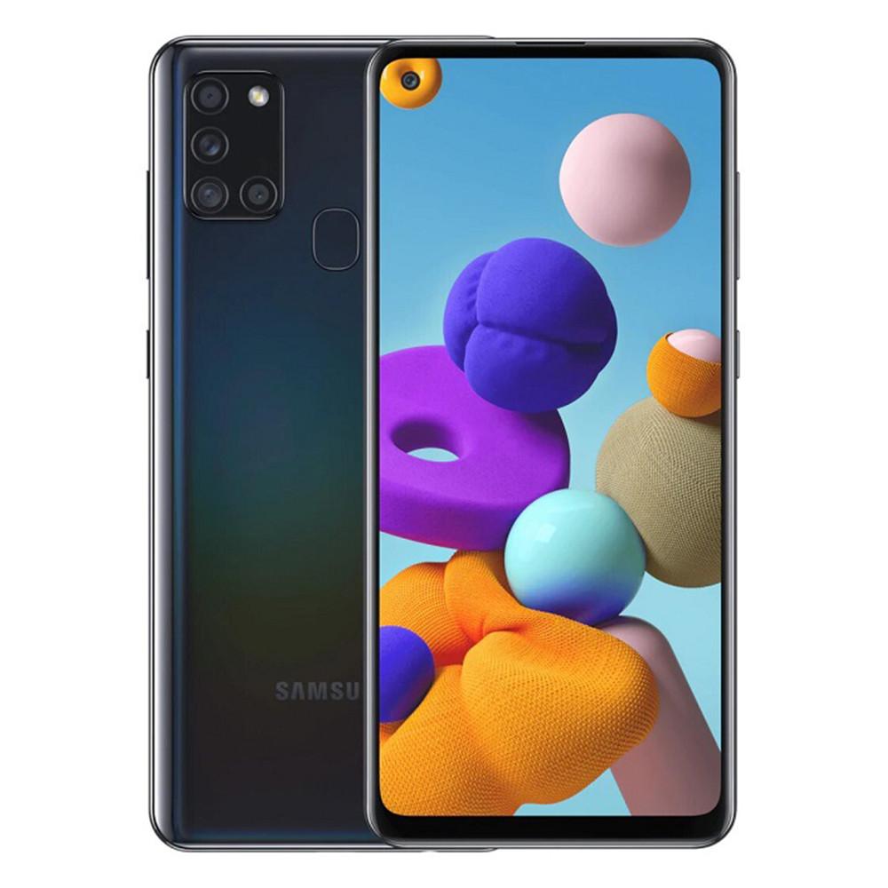 گوشی موبایل سامسونگ مدل Galaxy A21S SM-A217F/DS دو سیمکارت ظرفیت ۶۴ گیگابایت رم ۶