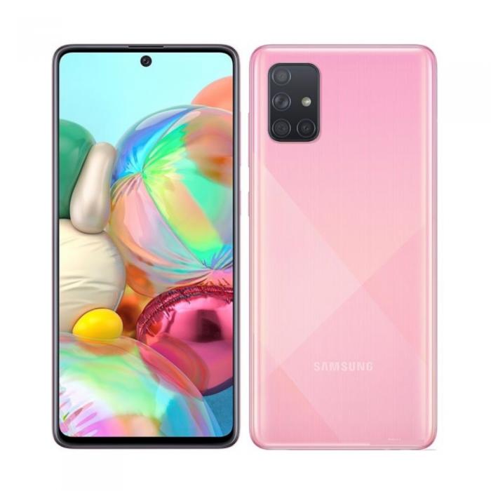 گوشی موبایل سامسونگ مدل Galaxy A71 SM-A715F/DS دو سیمکارت ظرفیت ۱۲۸ گیگابایت همراه با رم ۸ گیگابایت