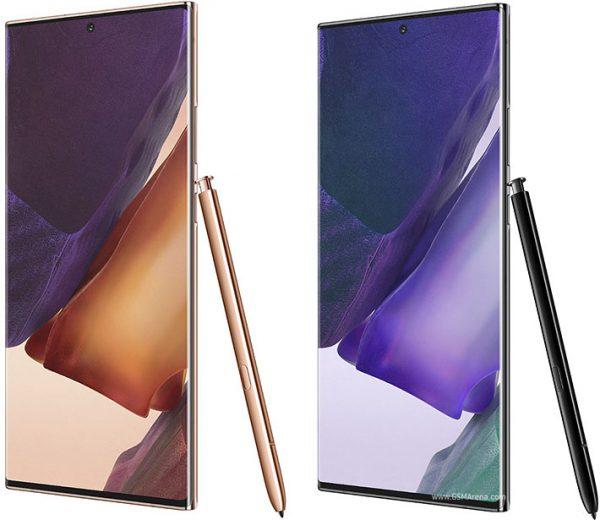 گوشی موبایل سامسونگ Galaxy Note 20 Ultra ظرفیت 128 گیگابایت 5G  رم 12GB با بیمه