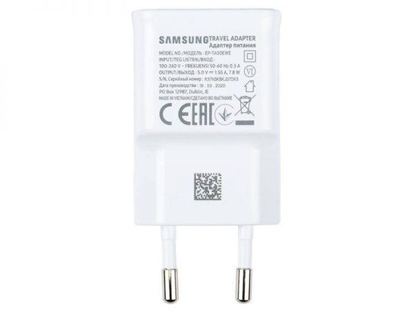 شارژر اصلی سامسونگ Samsung EP-TA50EWE Adapter Charger توان 1.5 آمپر