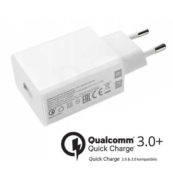 خرید اینترنتی شارژر اصلی فست شارژ شیائومی Xiaomi MDY-11-EP Power Adapter